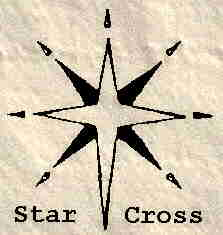 You are that star behind the cross !!